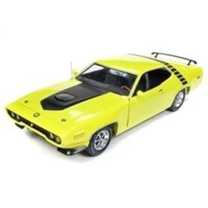 American Muscle Diecast . AMD 1/18 '71 Plymouth Roadrunner