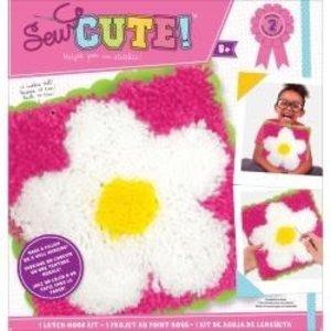 Colorbok . COK Flower Sew Cute! Latch Hook