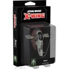 Fantasy Flight Games . FFG Star Wars X-Wing 2.0: Slave I Expansion Pack