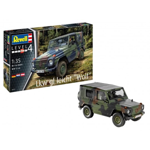"Revell of Germany . RVL 1/35 LKW GL Leicht ""Wolf"""