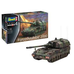 Revell of Germany . RVL 1/35 Panzerhaubitze 2000