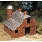 Bachmann Industries . BAC O Scale Dairy Barn Building.