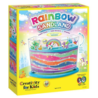Creativity for kids . CFK Rainbow Sandland