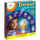Creativity for kids . CFK Invent a Stellar Solar Light