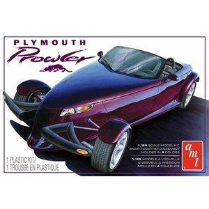 AMT\ERTL\Racing Champions.AMT 1/25 Plymouth Prowler Snap