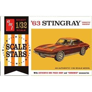 AMT\ERTL\Racing Champions.AMT (DISC) - 1/32 '63 Corvette Stingray