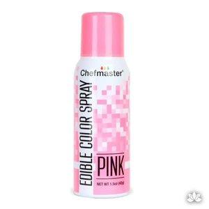 Chefmaster . CHF Edible Colour Spray - Pink
