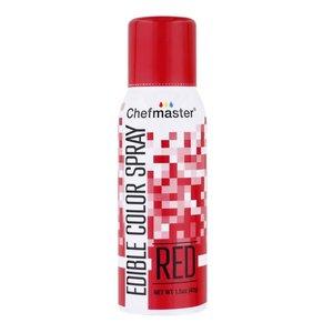 Chefmaster . CHF Edible Colour Spray - Red