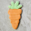 """CK Products . CKP 3-7/8"""" Carrot Cookie Cutter"""