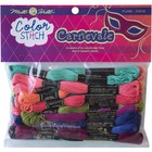 MILL HILL . MIL Color Stitch Floss Starter Pack - Carnevale