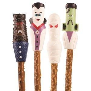 Make N Mold . MNM Halloween Characters Pretzel Mold