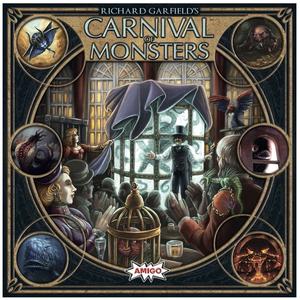 Amigo . AMI Carnival of Monsters
