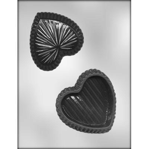 """CK Products . CKP 4"""" Heart Box Chocolate Mold"""