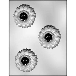 "CK Products . CKP 3"" Sunflower Chocolate Mold"