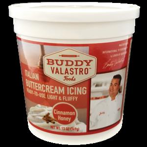 CK Products . CKP Cinnamon Honey Italian Buttercream Icing