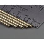 "K&S Engineering . K+S Round Brass Tube 1/8 X 36"""