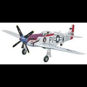 Model Rectifier Corp . MRC 1/72 P-51D MUSTANG IV EZ