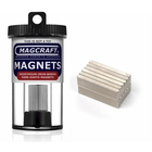 Magcraft Magnets . MFM 1C1/4C1/10 Rare Earth Bloc Mag
