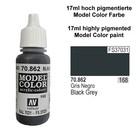Vallejo Paints . VLJ Model Color – Black Grey  (FS37031) 17ml