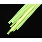 Plastruct . PLS FLOURESCENT GREEN ROD 1/8""""