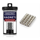 "Magcraft Magnets . MFM 1/4""""X1/10""""X1/4"""" R/E Cyl Magnet"