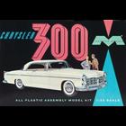 Moebius Models . MOE 1/25 55 Chrysler C300
