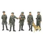 Tamiya America Inc. . TAM 1/35 WWII GER MILITARY POLICE
