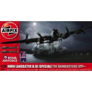 Airfix . ARX 1/72 DAMBUSTER LANCASTER