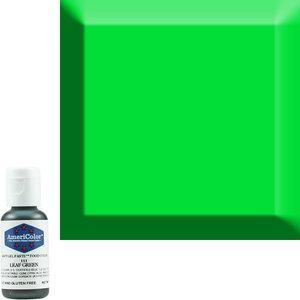 AmericaColor . AME AmeriColor .75oz Soft Gel – Leaf Green