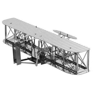 Fascinations . FTN Metal Earth - Wright Bros.Plane