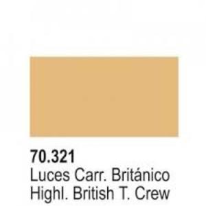 Vallejo Paints . VLJ British Tanker Highlights