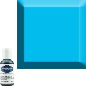 AmericaColor . AME AmeriColor .75oz Soft Gel – Electric Blue