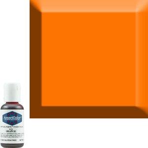 AmericaColor . AME AmeriColor .75oz Soft Gel – Orange