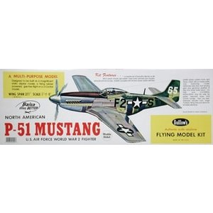 Guillows (Paul K) Inc . GUI P51 MUSTANG