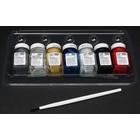 Testors Corp. . TES Enamel Kit:Household6 Colors