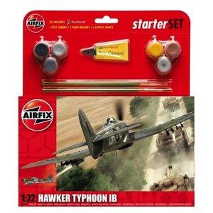 Airfix . ARX 1/72 Hawker Typhoon 1B