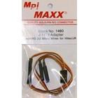 Maxx Products . MPI HIITEC/JR Y-ADPTR MICRO WIRE