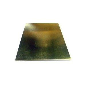 K&S Engineering . K+S Brass Strips36 X .032 X 1/2
