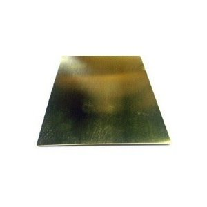 K&S Engineering . KSE Brass Strips36 X .032 X 1/2