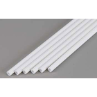 """Evergreen Scale Models . EVG Round Tubing 3/16"""""""" Dia."""