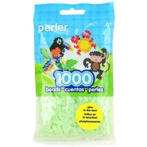 Perler (beads) PRL Glow in the Dark Green - Perler Beads 1000 pkg