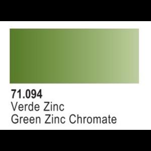 Vallejo Paints . VLJ Chromate Green Zinc