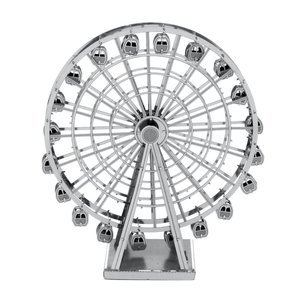 Fascinations . FTN Metal Earth - Ferris Wheel