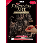 Royal (art supplies) . ROY Engraving Art Copper Kitten and Puppy Nature Animals Calgary