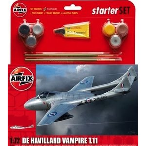 Air Age Publishing . AAP 1/72 DH Vampire TiI Gift Set