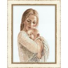 RIOLIS . RIO Tenderness - Cross Stitch Kit Mother And Baby Calgary