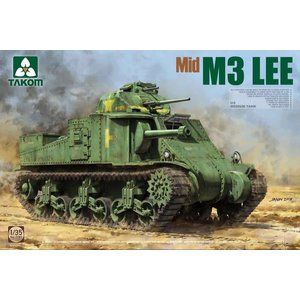 TAKOM . TAO 1/35 M3 Lee Mid Production