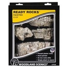 Woodland Scenics . WOO Faceted Ready Rocks
