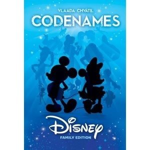 Czech Games Edition . CGE Codenames: Disney Family Edition