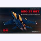 Icm . ICM 1/48 MIG-25 RBT SVT
